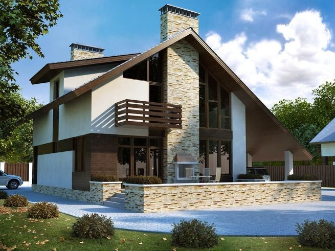 Бесплатный дизайн домов